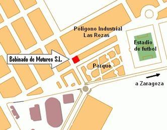 mapa loc